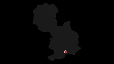 Karte / TERRA.tipp: Kalksinterterrassen bei Dissen