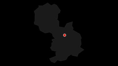 Karte / TERRA.tipp: Schwarzkreidegrube Vehrte
