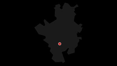 """Karte / Panoramaroute """"Bayerisch goldrichtig unterwegs"""""""