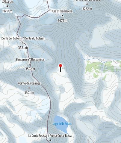 Karte / Rifugio Gastaldi