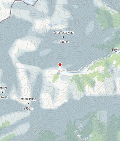 Karte / Rifugio Vulpot