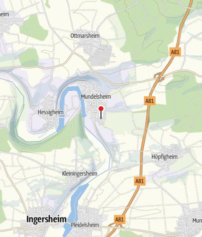 Karte / Gästehaus Haar Nichtraucherhaus