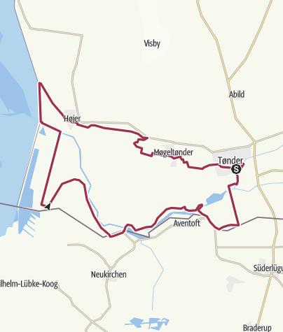 Map / Marskstien
