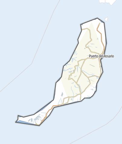Map / Fuerteventura