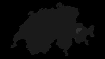 Mapa / Arosa Lenzerheide