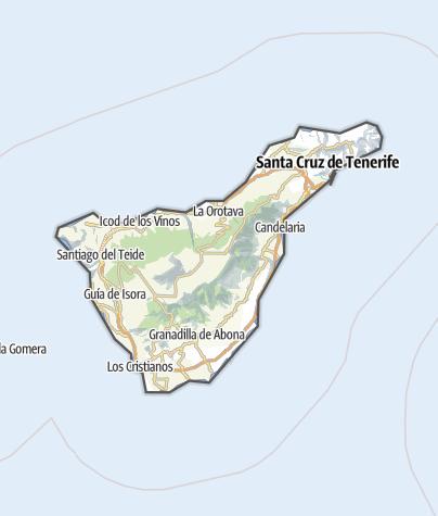 Map / Tenerife