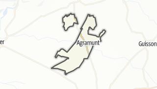 地图 / Agramunt