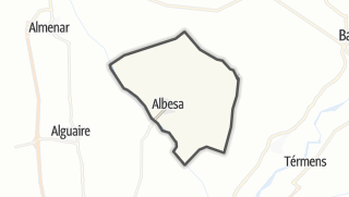 地图 / Albesa