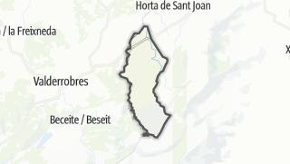 地图 / Arnes