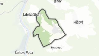 מפה / Arnoltice