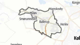 מפה / Ballerup