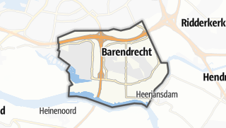 Karte / Barendrecht