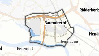 Mapa / Barendrecht