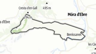 地图 / Benissanet