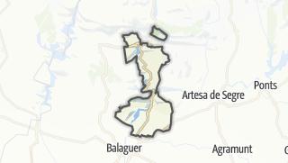 地图 / Camarasa