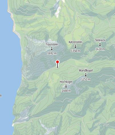 Karte / Mair Alm 789m