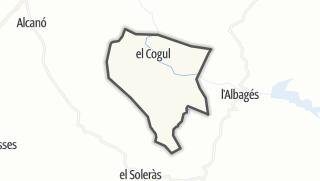 地图 / el Cogul