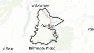 地图 / Gratallops