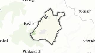 Mapa / Grindorff-Bizing