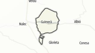地图 / Guimerà