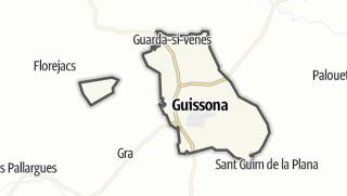 地图 / Guissona