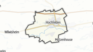 Mapa / Hochfelden