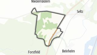 Mapa / Kesseldorf