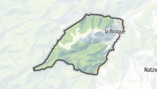 Cartina / La Broque
