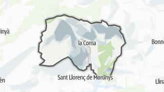 地图 / la Coma i la Pedra