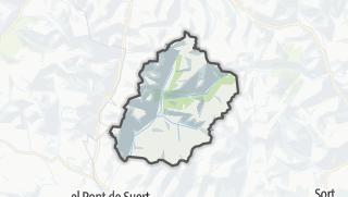 地图 / la Vall de Boí