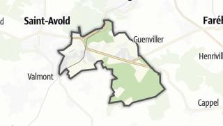 Mapa / Macheren