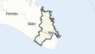 Karte / Maó