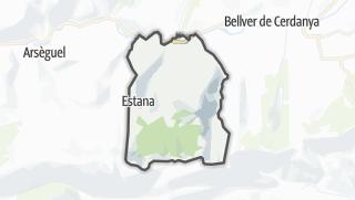 地图 / Montellà i Martinet
