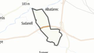 地图 / Montoliu de Lleida