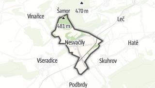 מפה / Nesvacily