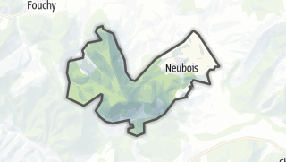Cartina / Neubois