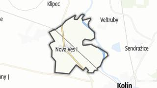 מפה / Nová Ves I