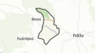 Mapa / Oldřiš