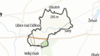 Karte / Opolany