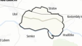 מפה / Ostrá