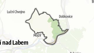 מפה / Povrly