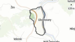 מפה / Prackovice nad Labem