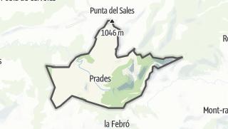 地图 / Prades