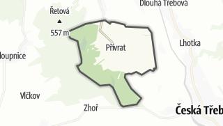 Hartă / Přívrat