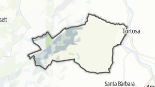 地图 / Roquetes