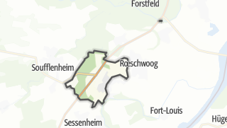 Mapa / Rountzenheim