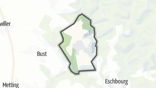 Mapa / Schoenbourg