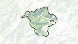 מפה / Sewen