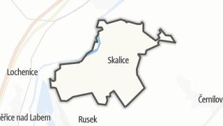 מפה / Skalice