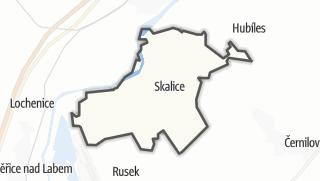Cartina / Skalice